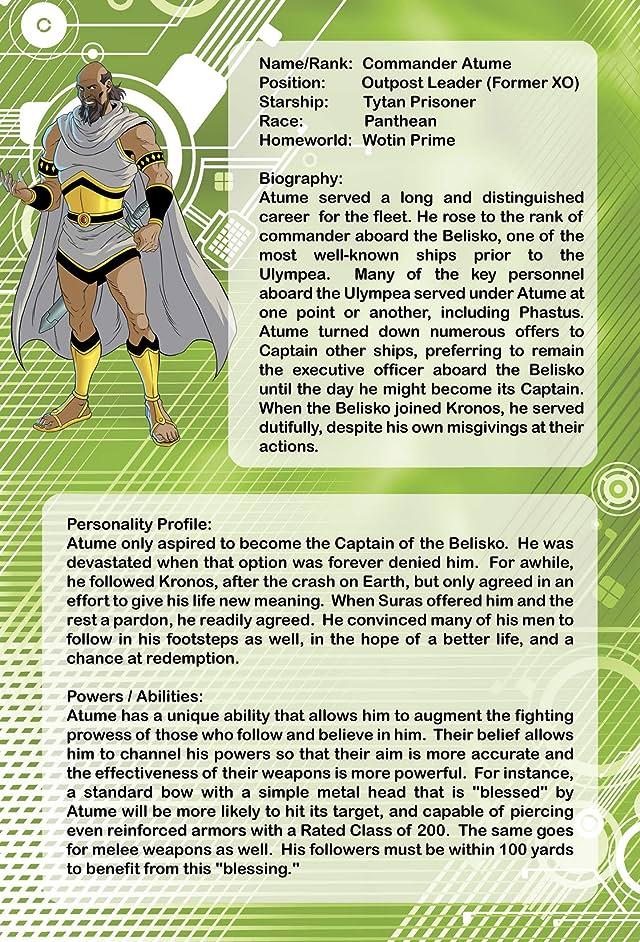 Wayward Sons: Legends Handbook - Tytans Special