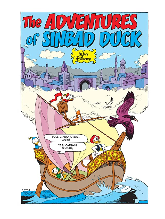 The Adventures of Sinbad Duck