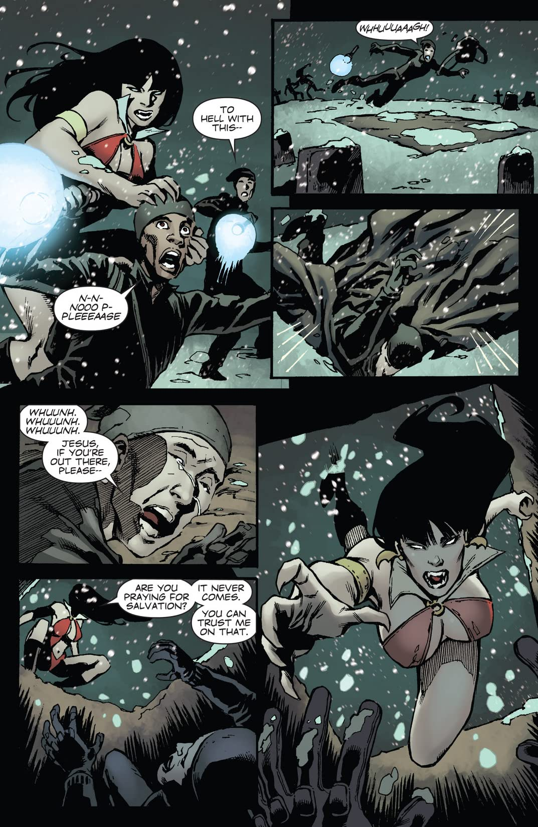Vampirella #26