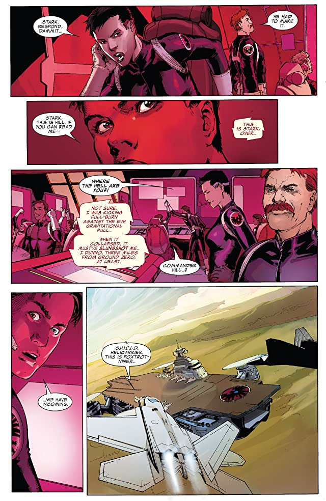 Iron Man: Director of S.H.I.E.L.D. #27