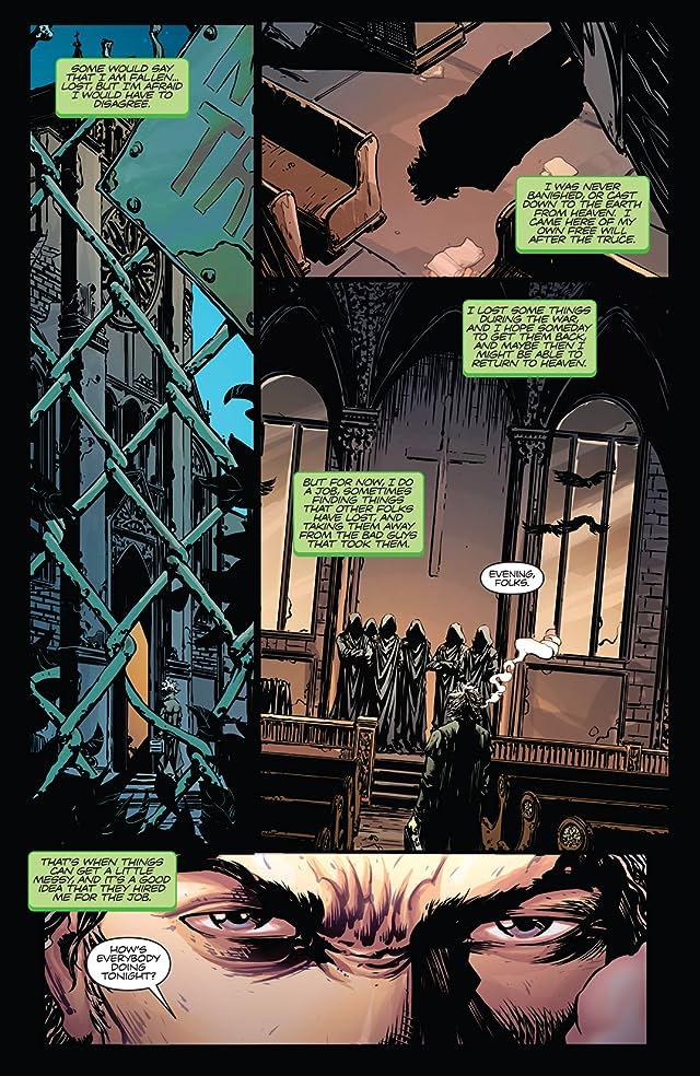 click for super-sized previews of Vampirella Strikes #2