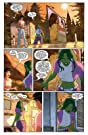click for super-sized previews of She-Hulk (2005-2009) #32