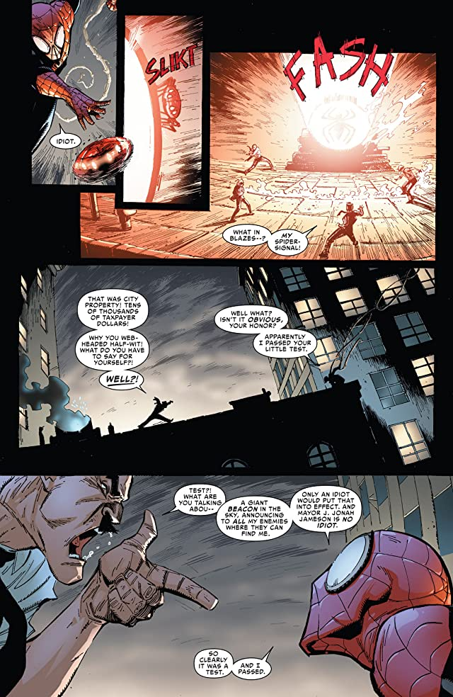 click for super-sized previews of Superior Spider-Man #3