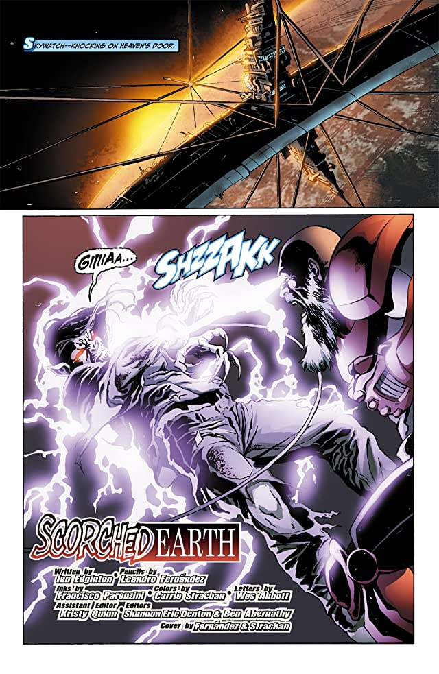 Stormwatch: PHD #21