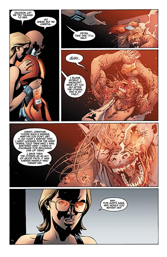 click for super-sized previews of Stormwatch: PHD #21