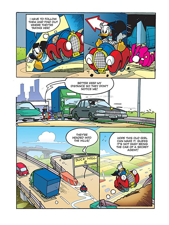 click for super-sized previews of DoubleDuck #4
