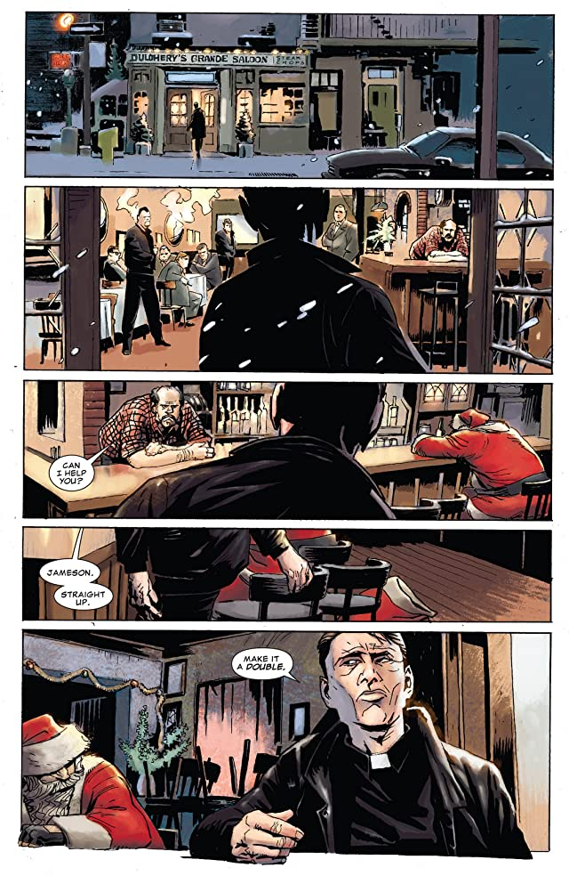click for super-sized previews of PunisherMax: X-Mas Special