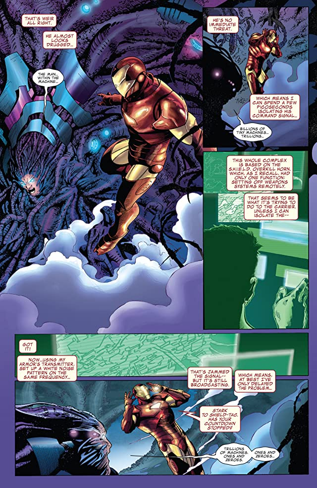 click for super-sized previews of Iron Man: Director of S.H.I.E.L.D. #32
