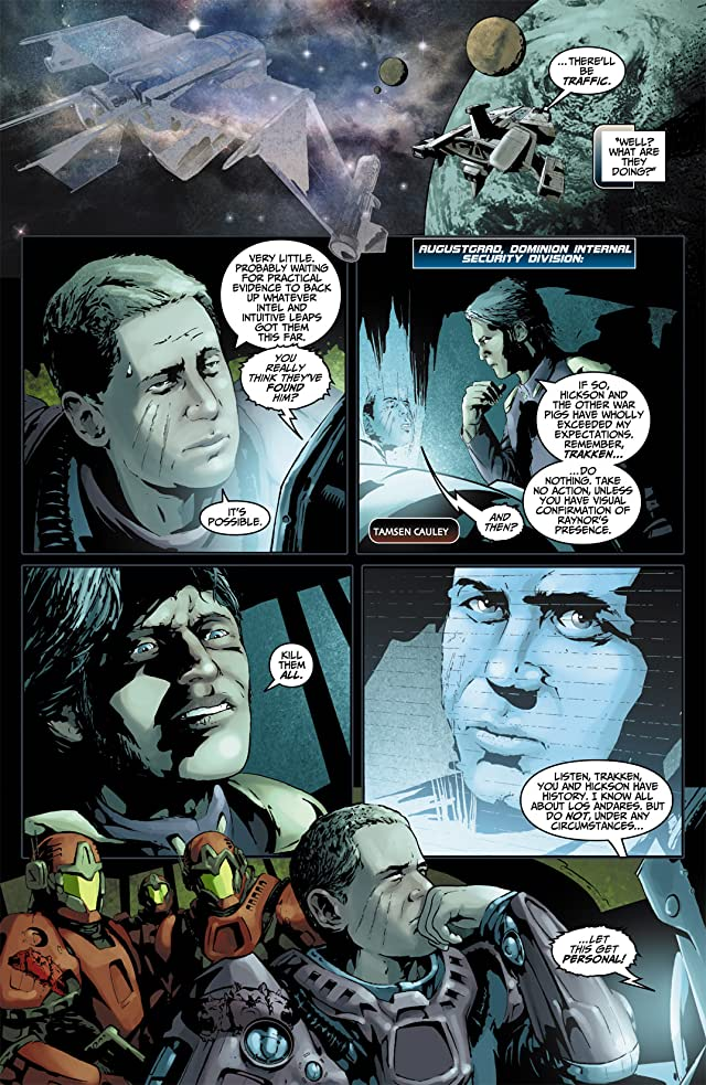 click for super-sized previews of Starcraft #5
