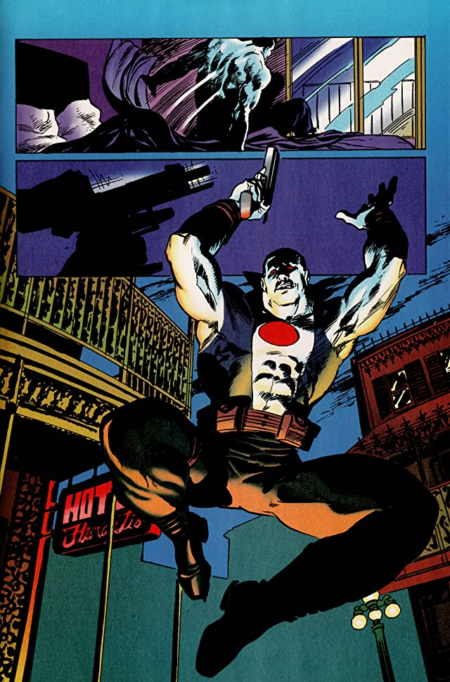 click for super-sized previews of Bloodshot (1993-1996) #37