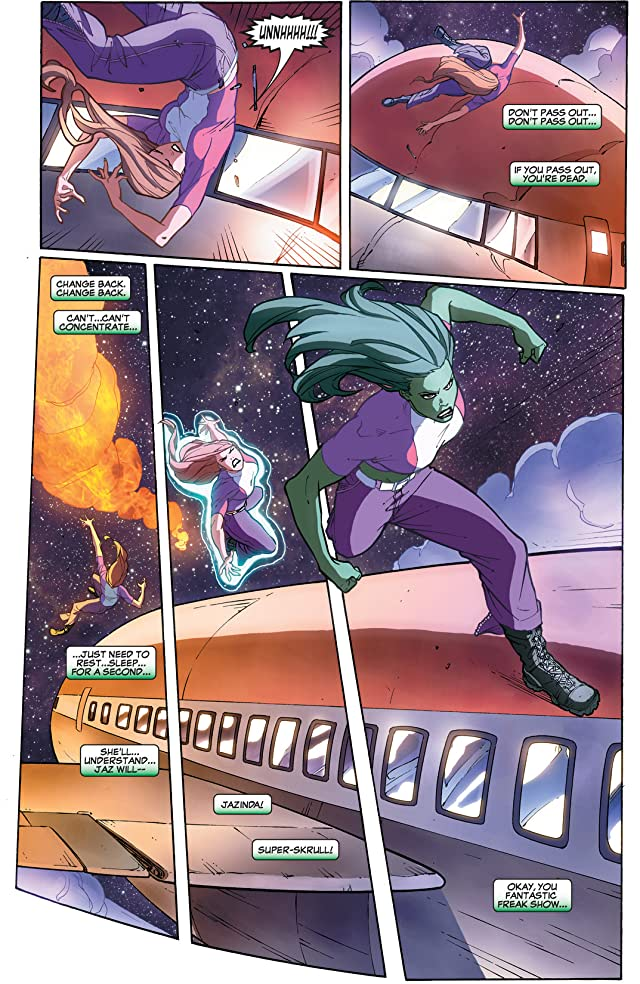 click for super-sized previews of She-Hulk (2005-2009) #33