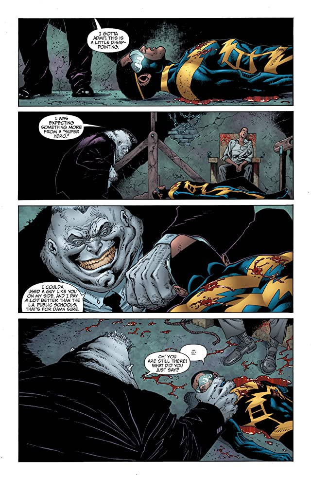 click for super-sized previews of DC Universe Presents (2011-2013) #16