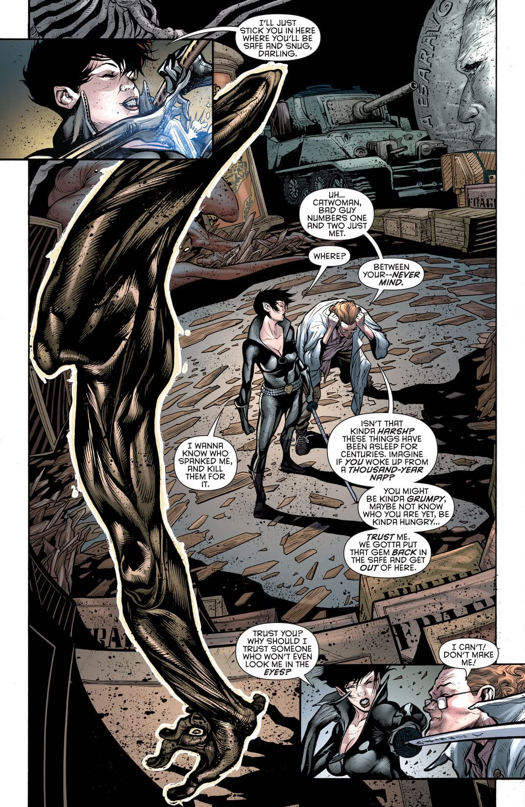 Catwoman (2011-) #16