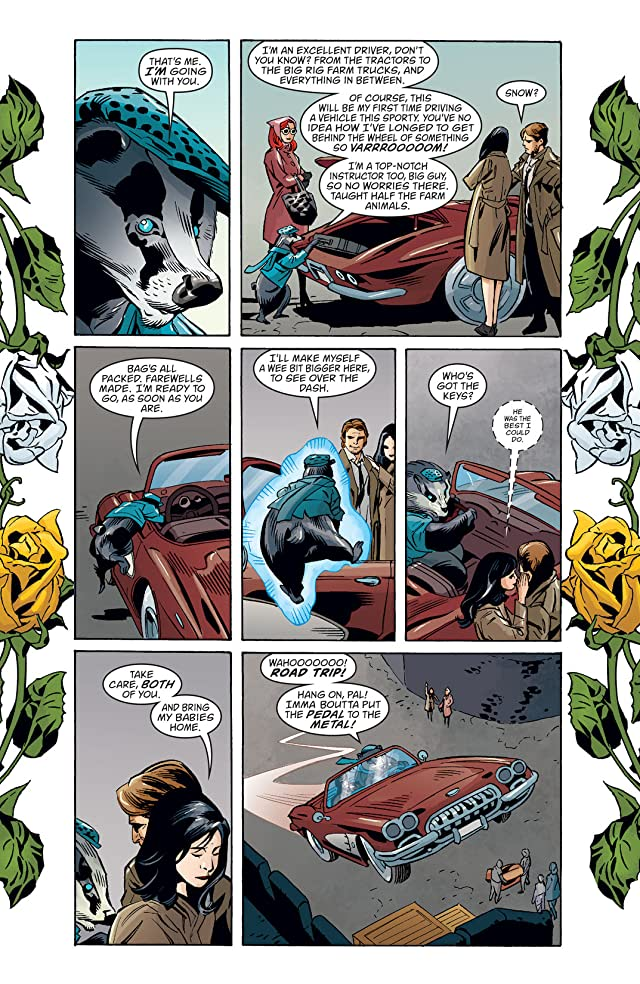 click for super-sized previews of Fables #125