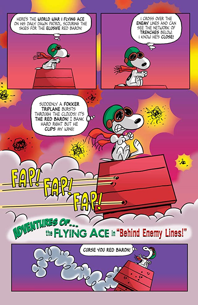 click for super-sized previews of Peanuts Vol. 2 #5