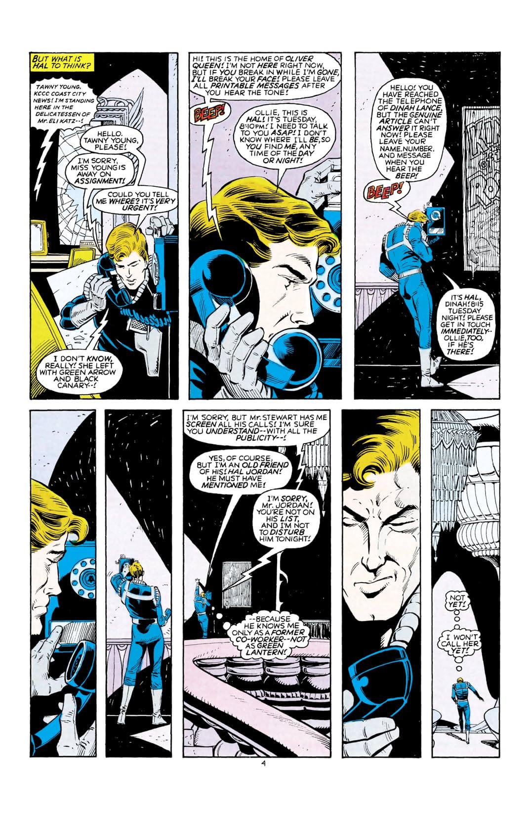 Green Lantern (1976-1986) #191