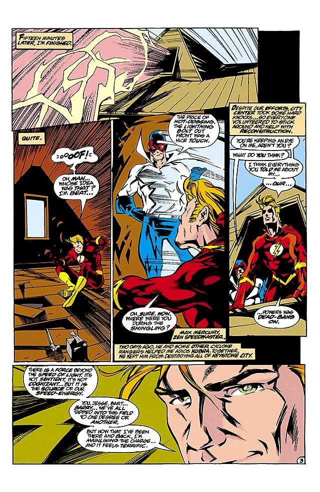 The Flash (1987-2009) #101