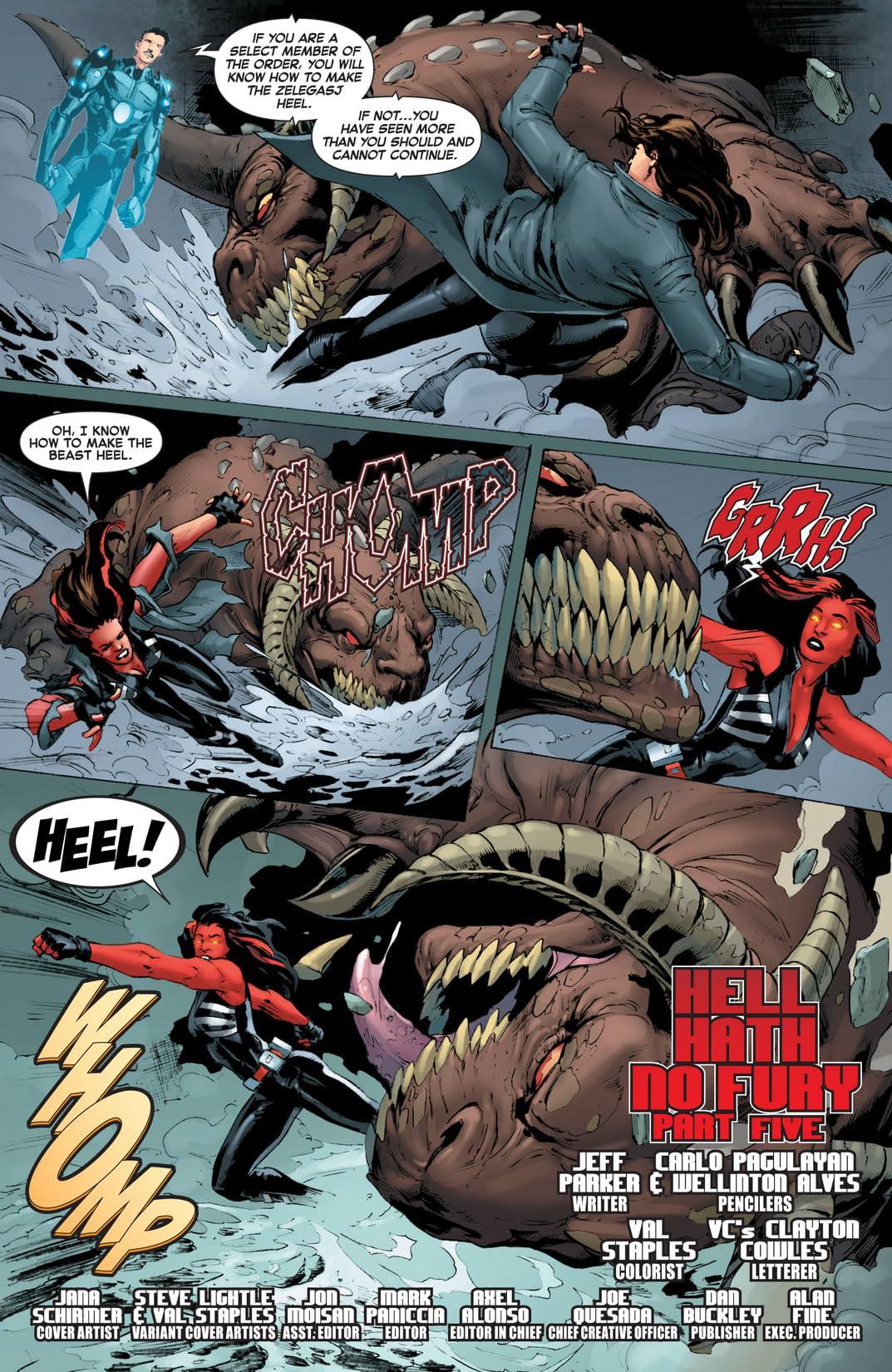 Red She-Hulk (2012-2013) #62