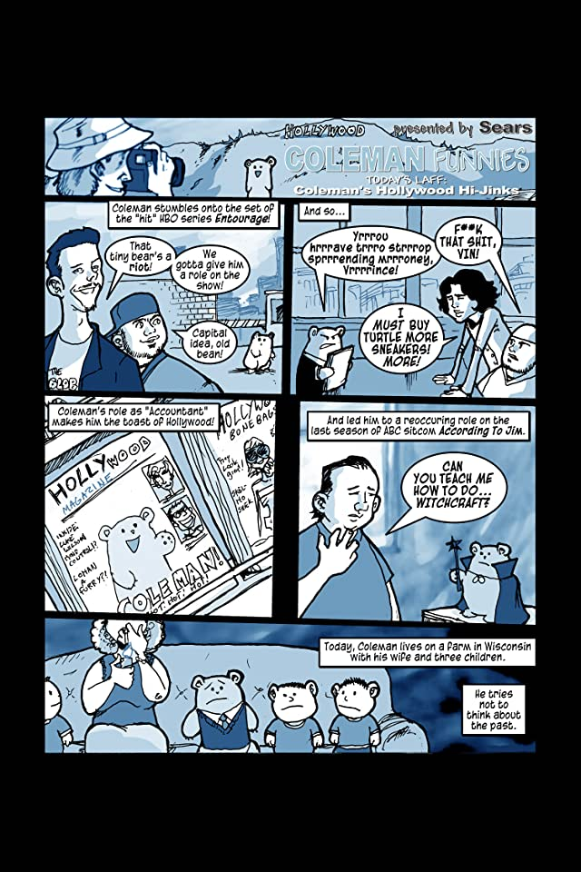 click for super-sized previews of Sore Thumbs #17