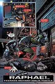 Teenage Mutant Ninja Turtles Micro Series #1: Raphael