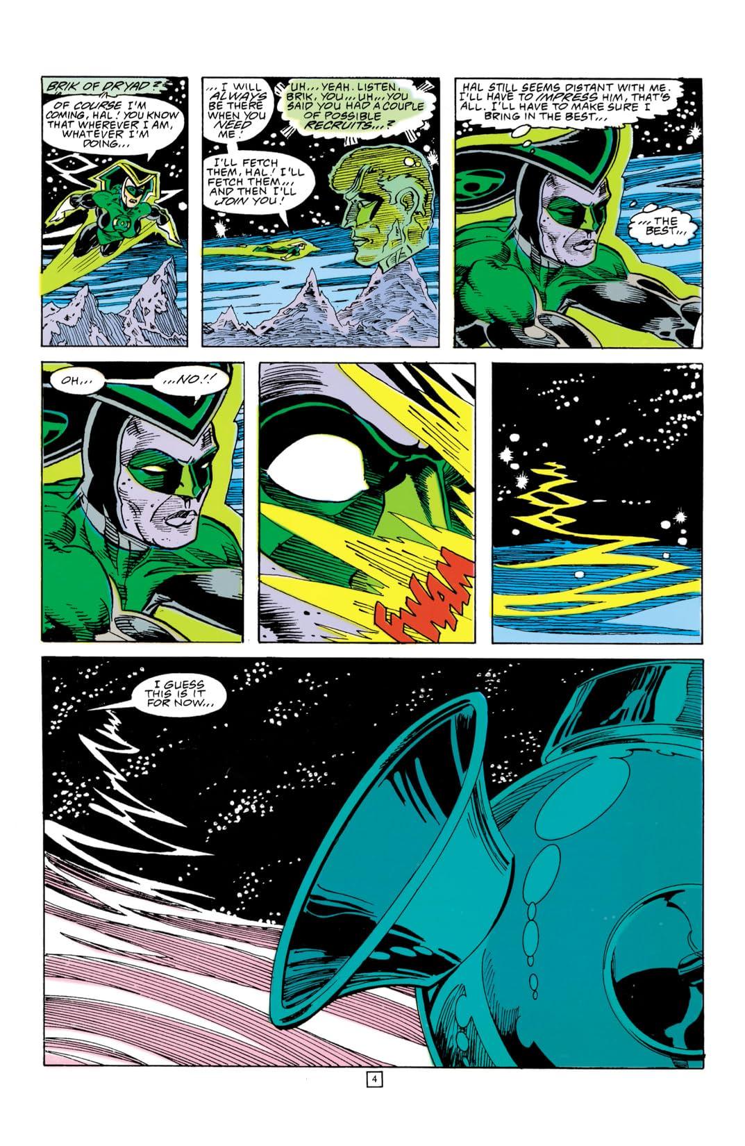 Green Lantern (1990-2004) #20