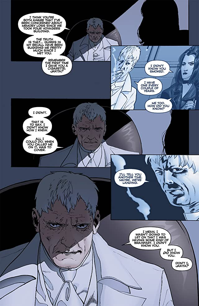 click for super-sized previews of Planetary #12