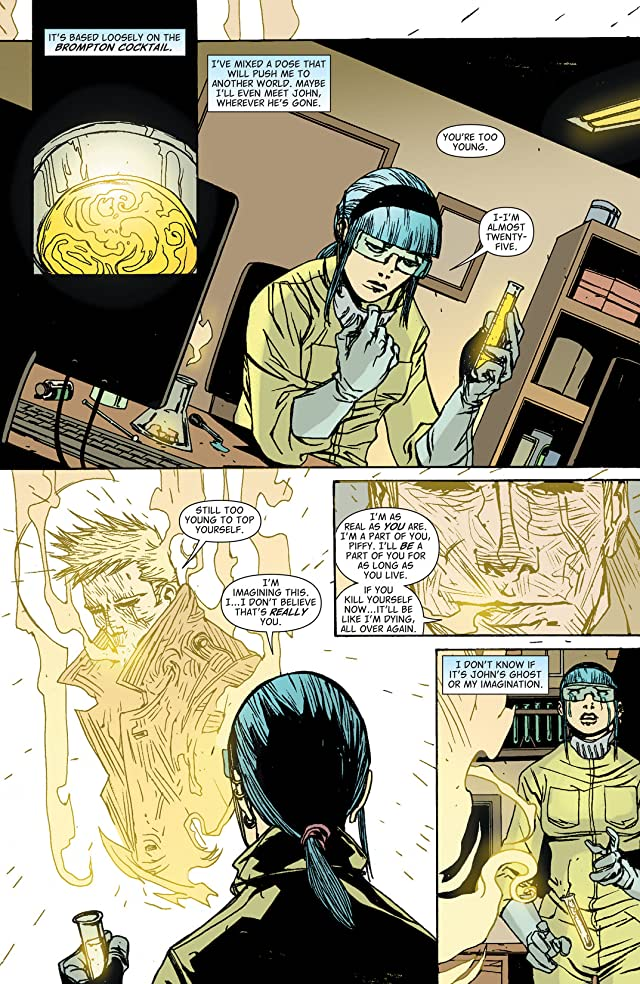 click for super-sized previews of Hellblazer #299