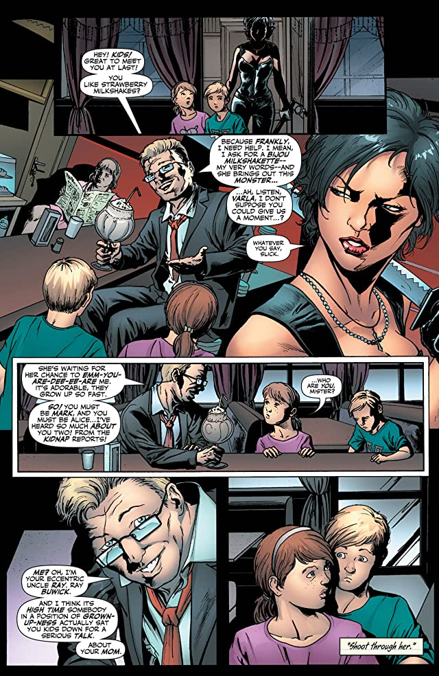 Garth Ennis' Jennifer Blood #22
