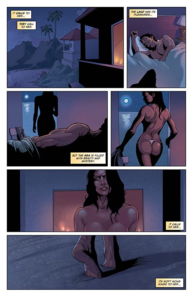 click for super-sized previews of Grimm Fairy Tales #82