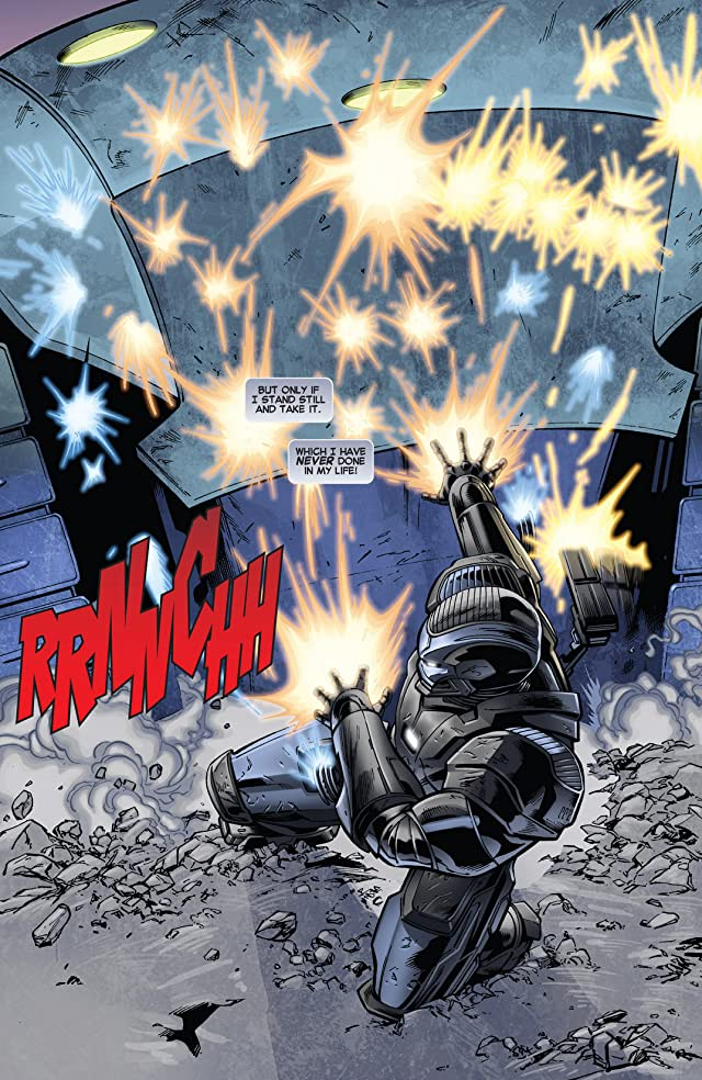 click for super-sized previews of Marvel's Iron Man 3 Prelude #2