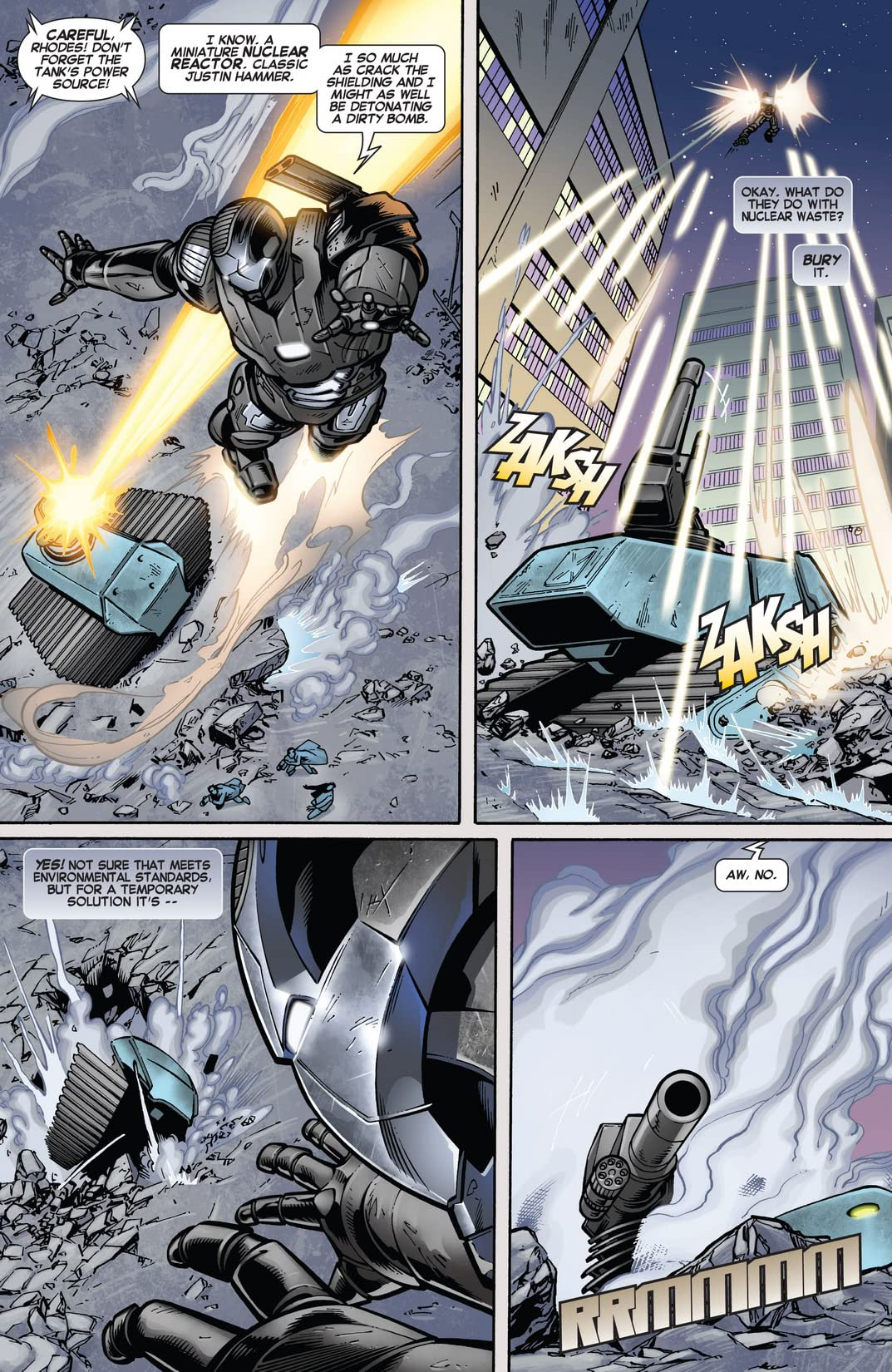 Marvel's Iron Man 3 Prelude #2 (of 2)