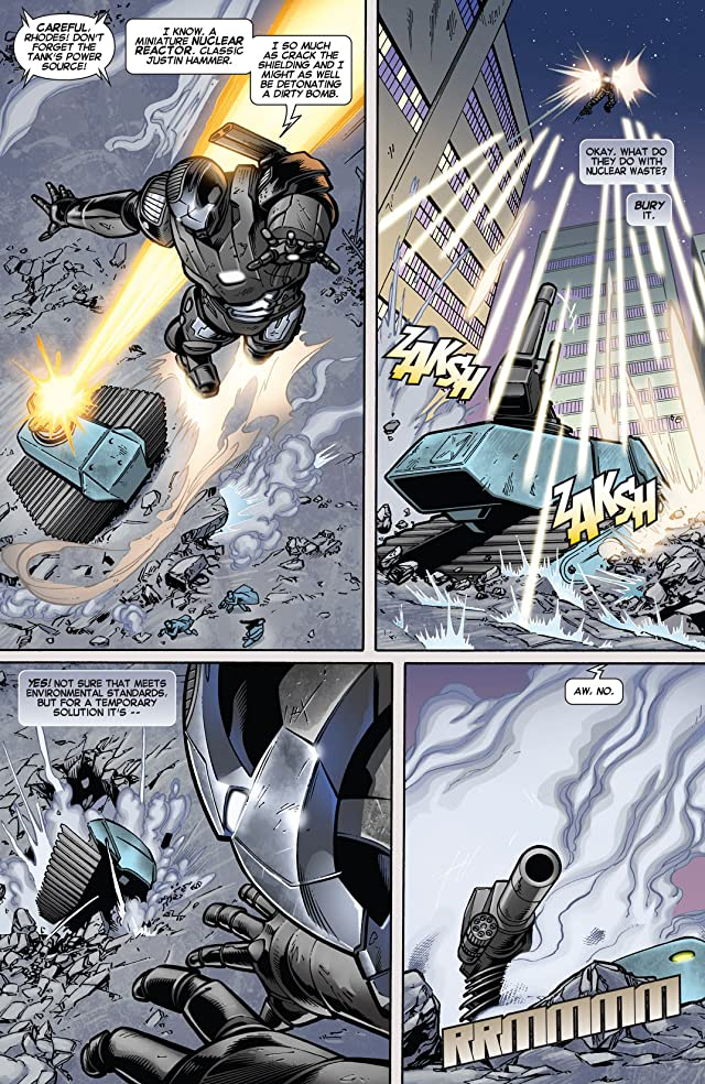 click for super-sized previews of Marvel's Iron Man 3 Prelude #2 (of 2)