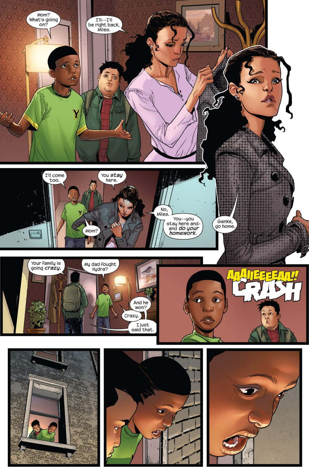 Ultimate Comics Spider-Man (2011-2013) #20