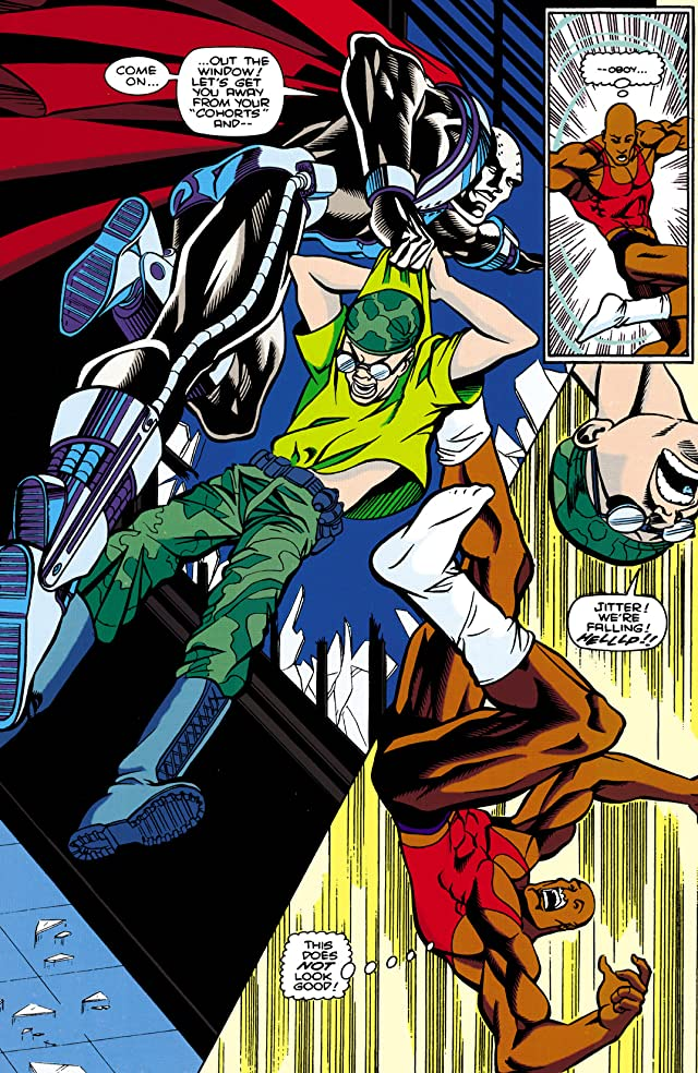 click for super-sized previews of Steel (1994-1998) #16