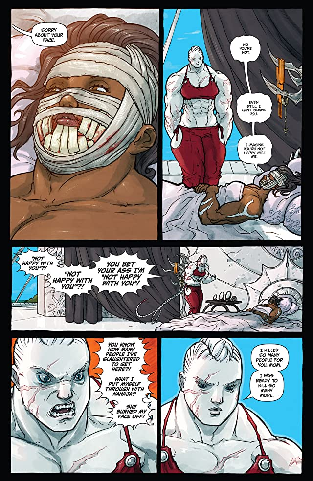 click for super-sized previews of Glory #32