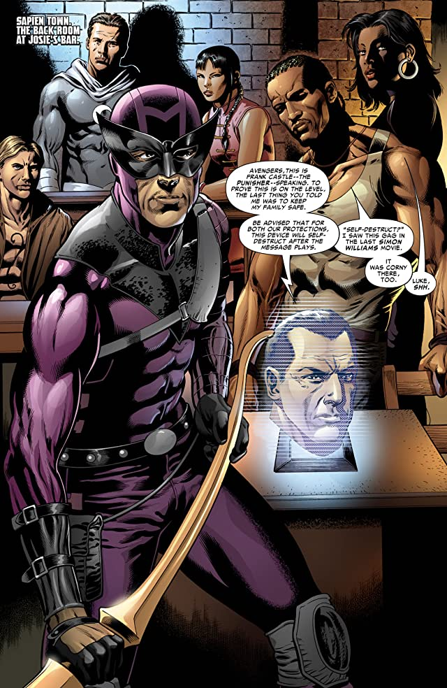 click for super-sized previews of House of M: Avengers #4