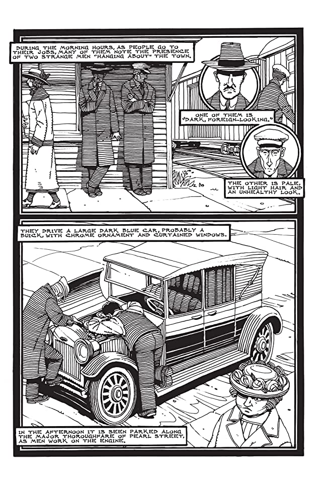 click for super-sized previews of A Treasury of 20th Century Murder Vol. 4: Sacco and Vanzetti