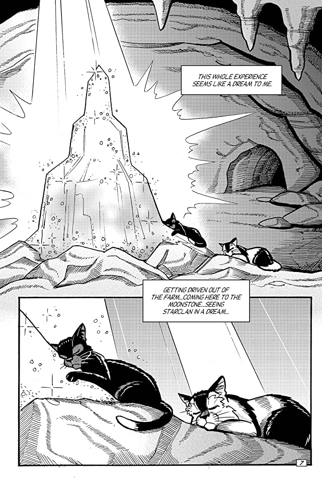 click for super-sized previews of Warriors: Ravenpaw's Path Vol. 2: A Clan in Need