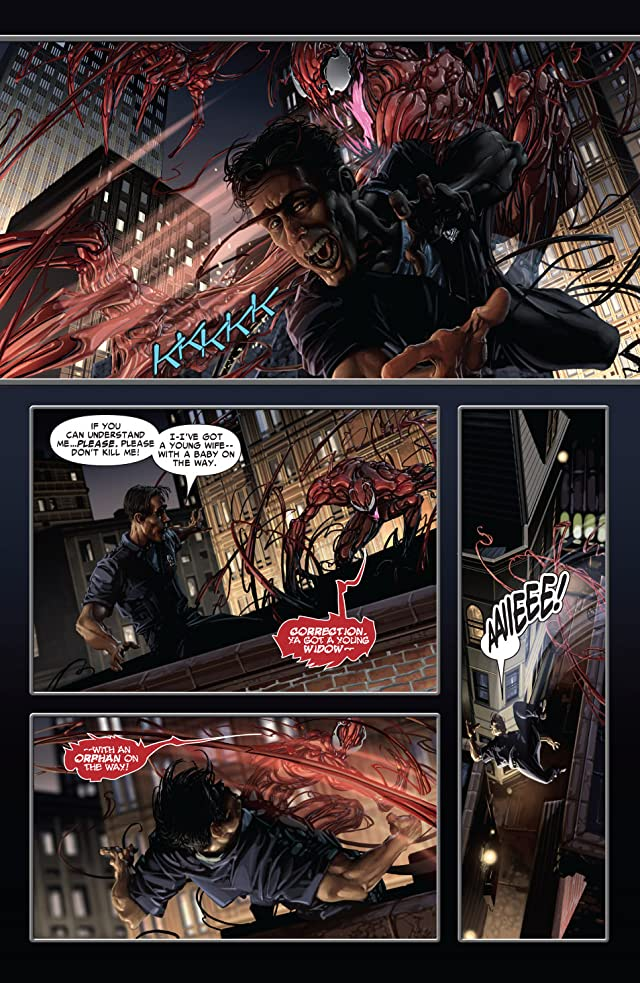 click for super-sized previews of Venom vs. Carnage #2