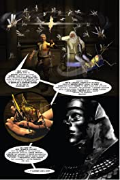 Tales From the Clockwork Empire #3