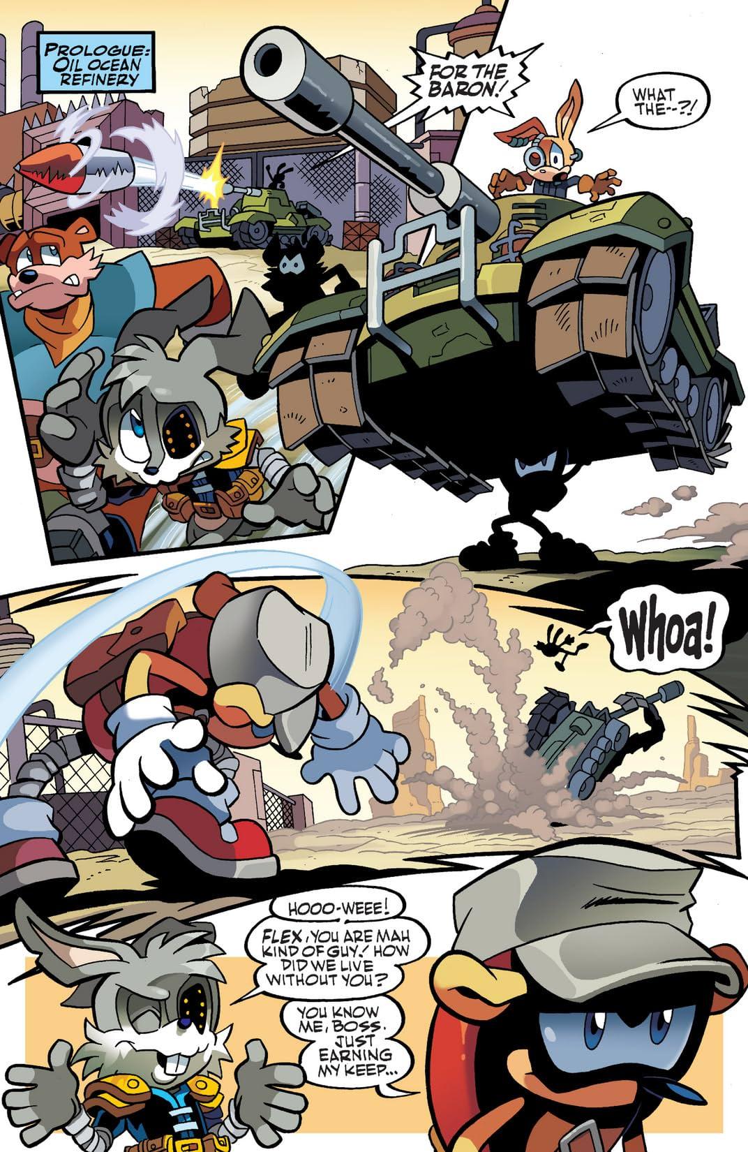 Sonic Universe #47