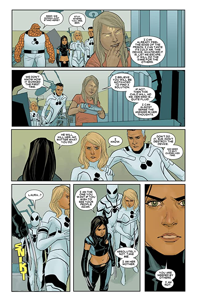 click for super-sized previews of X-23 (2010-2012) #16