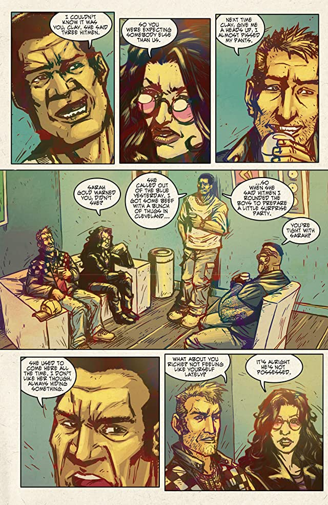 click for super-sized previews of Repossessed #2
