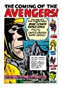 click for super-sized previews of Avengers (1963-1996) #1
