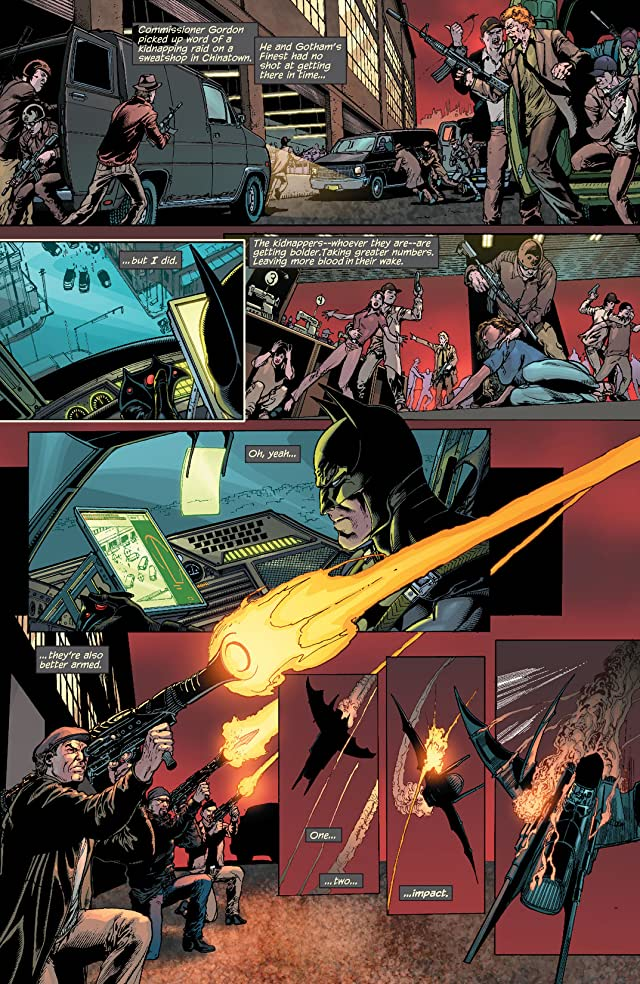 click for super-sized previews of Batman: The Dark Knight (2011-2014) #16