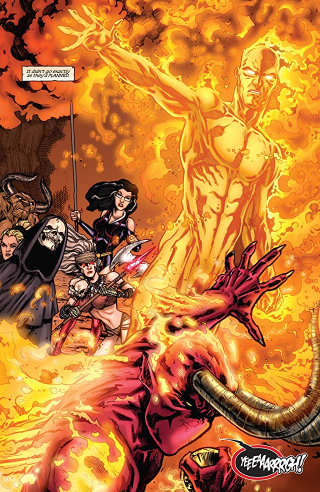 Grimm Fairy Tales: Myths & Legends #25