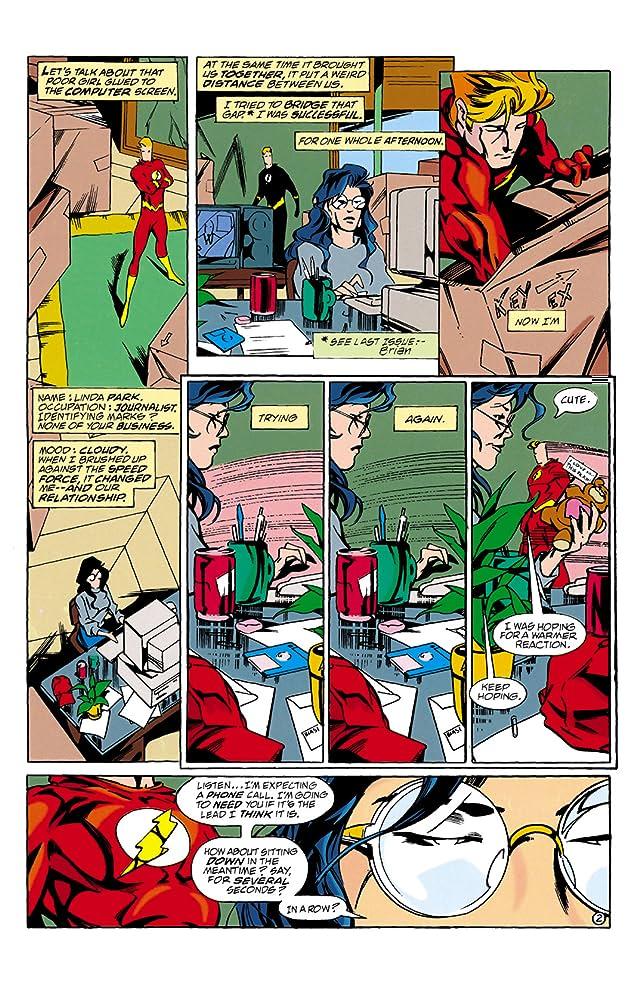 The Flash (1987-2009) #102