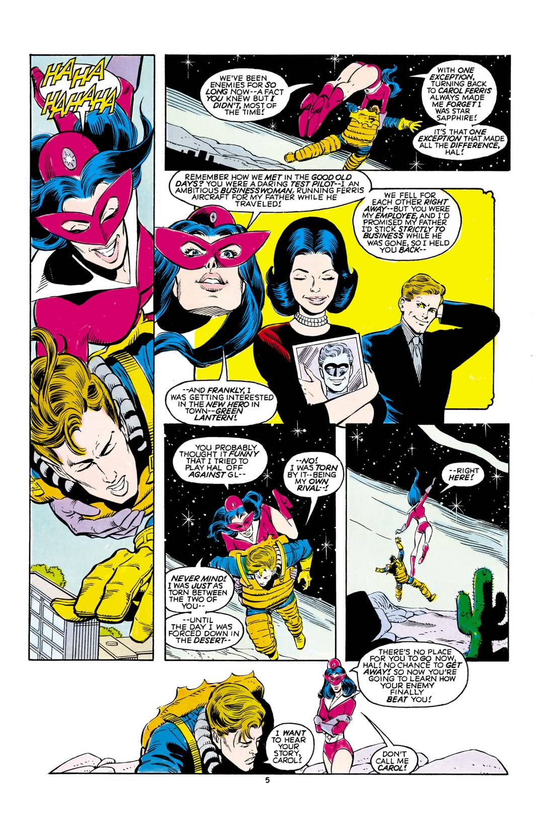 Green Lantern (1976-1986) #192