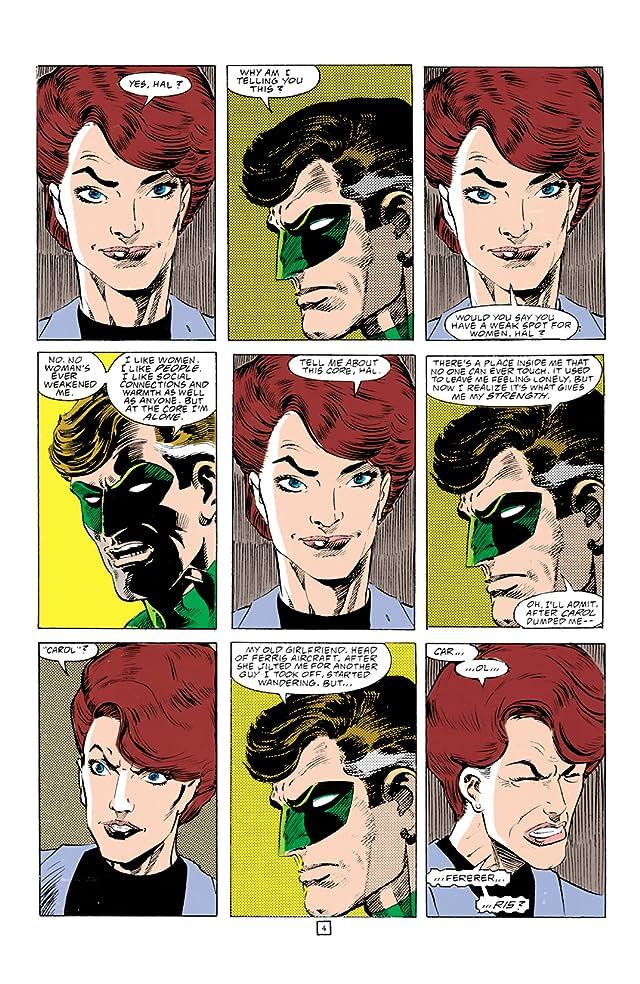 Green Lantern (1990-2004) #21