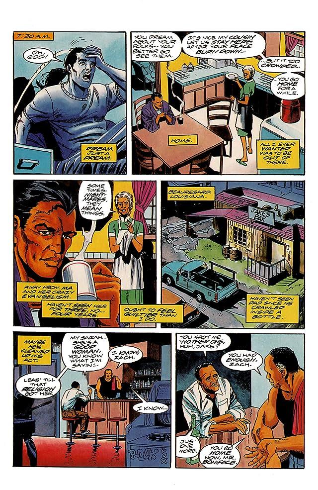 Shadowman (1992-1995) #20